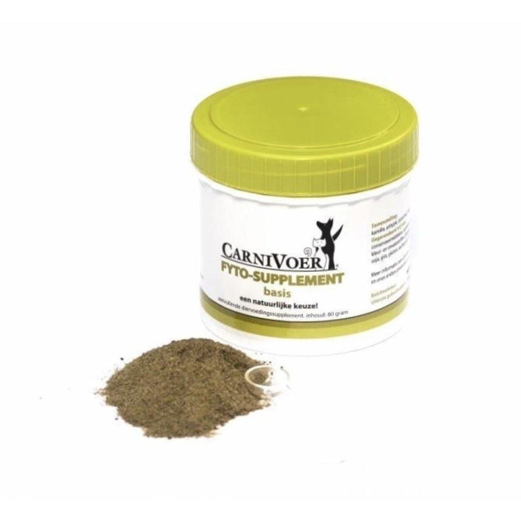 CarniVoer Fyto Supplement - Basis