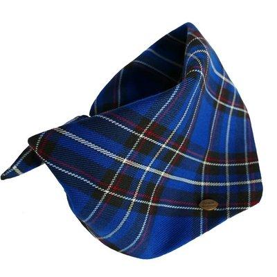 Bandit Bandanas - 'Scottish Blue'