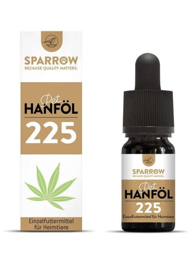 Full Spectrum Hemp Oil With CBD 225