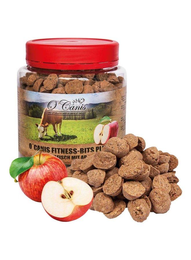 Fitness Bits Plus - Rund met appel