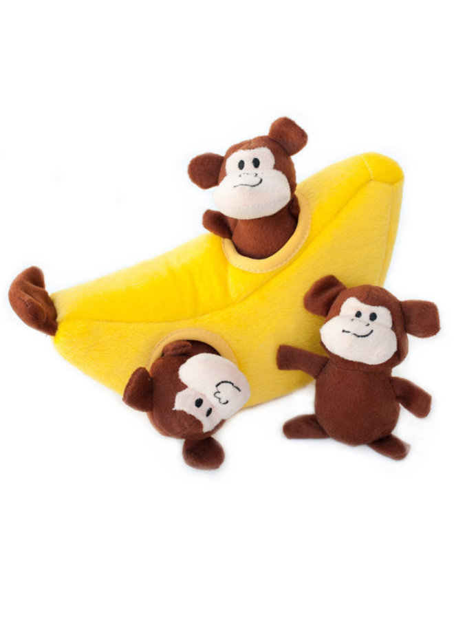 Zippy Burrow - Monkey 'n Banana
