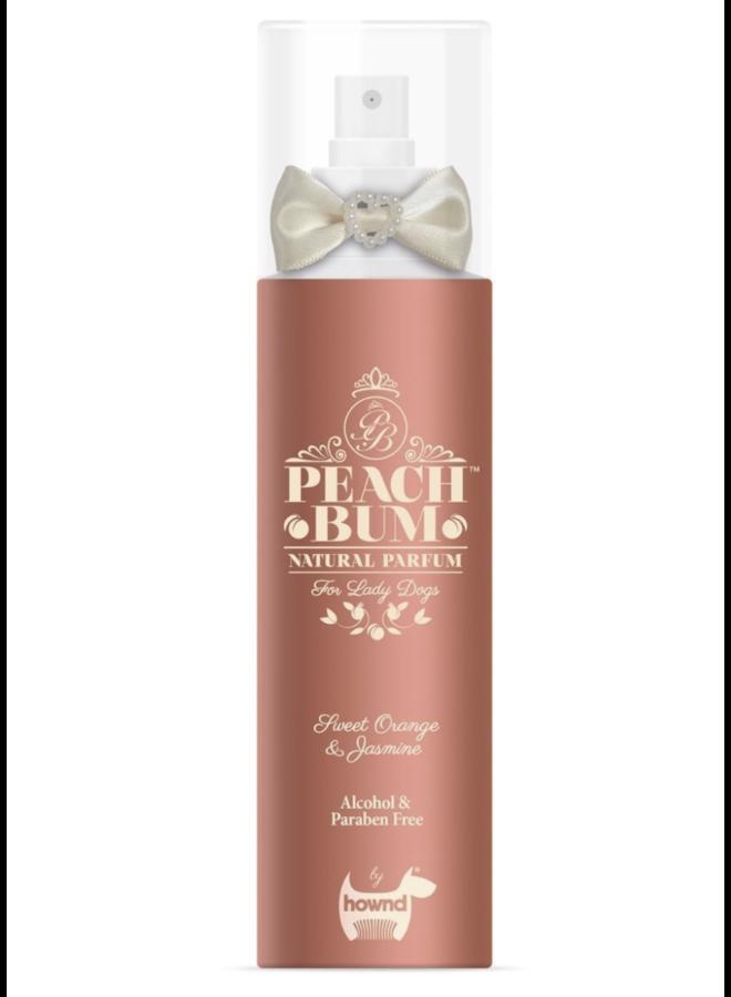 Peach Bum parfum voor teefjes