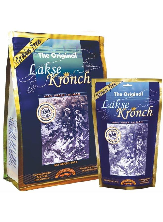 Lakse Kronch - Viskoekjes 'The Original' 100 % Zalm