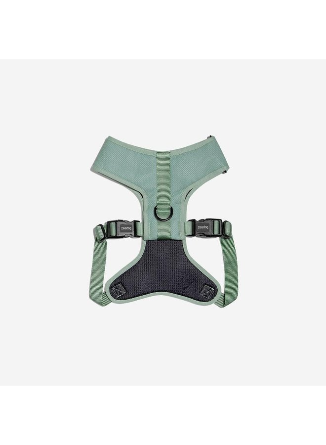 Adjustable Air Mesh Harness ARMY GREEN