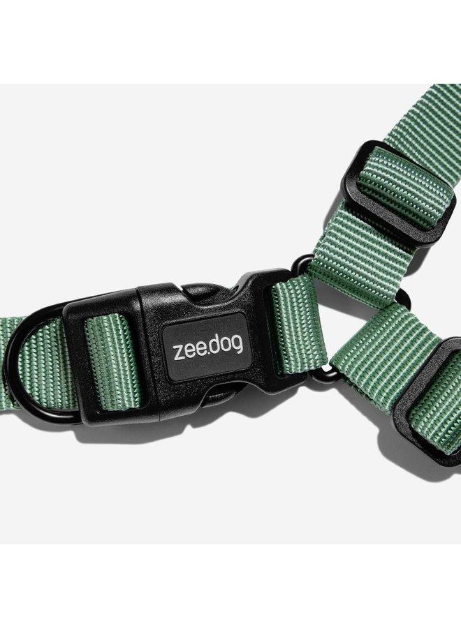 Soft Walk Harness - ARMY GREEN