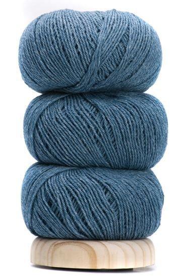 Geilsk Geilsk Bomuld og Uld - Greenish Blue C9