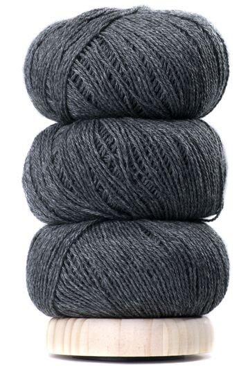 Geilsk Geilsk Bomuld og Uld - Grey C16