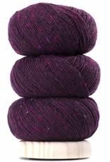 Geilsk Geils Tweed - Plum  T23