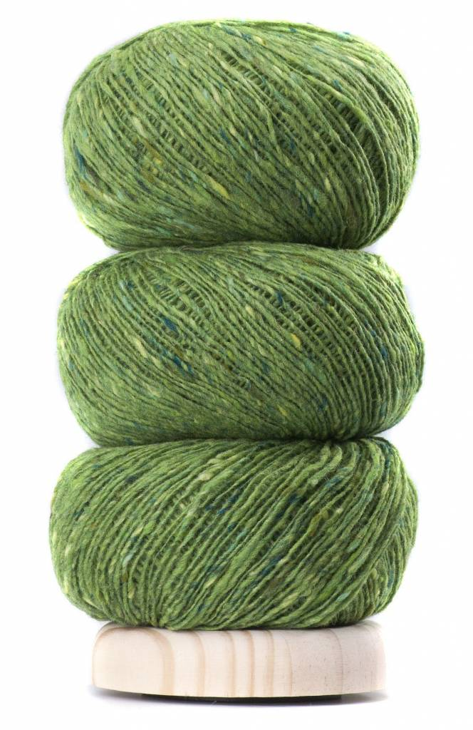 Geilsk Geilsk Tweed - Green T10