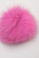 Pompon Groot roze