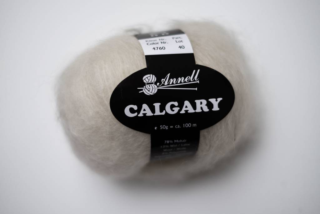 Annell Annell Calgary - Naturel Ecru