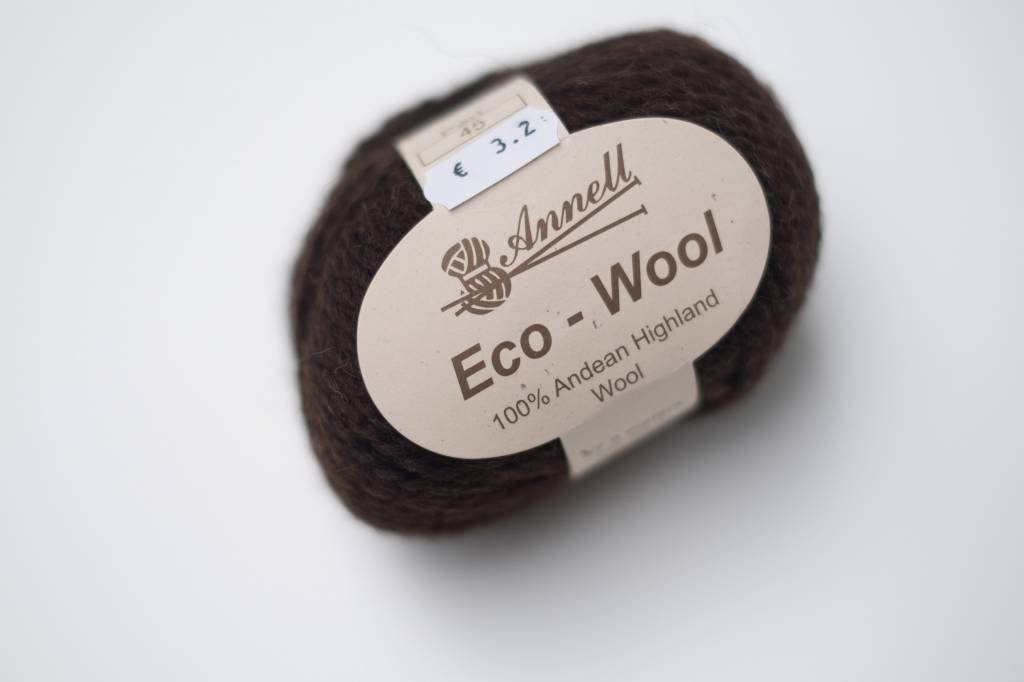 Annell Annell Eco-Wool - Kleur 559