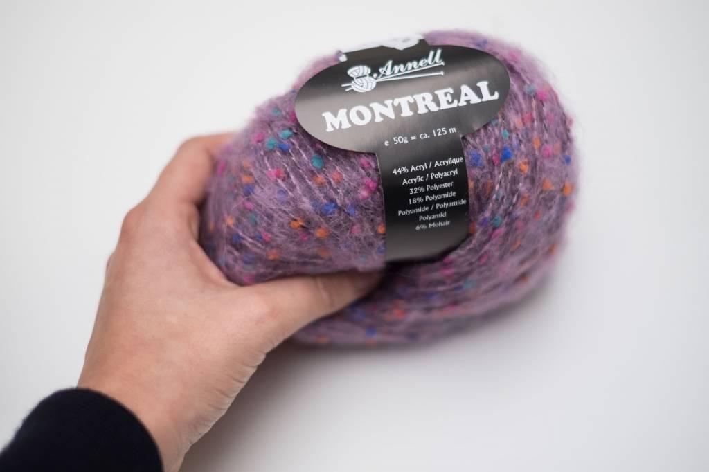 Annell Annell Montreal kleur 4567