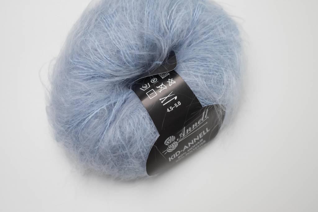 Annell Kid-Annell - Pastel blauw 3142