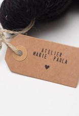 Atelier Marie Paula Atelier Marie Paula Alpaca - zwart 50g
