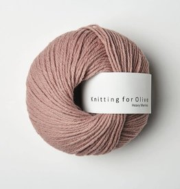 knitting for olive Knitting for Olive Heavy Merino - Dusty Rose