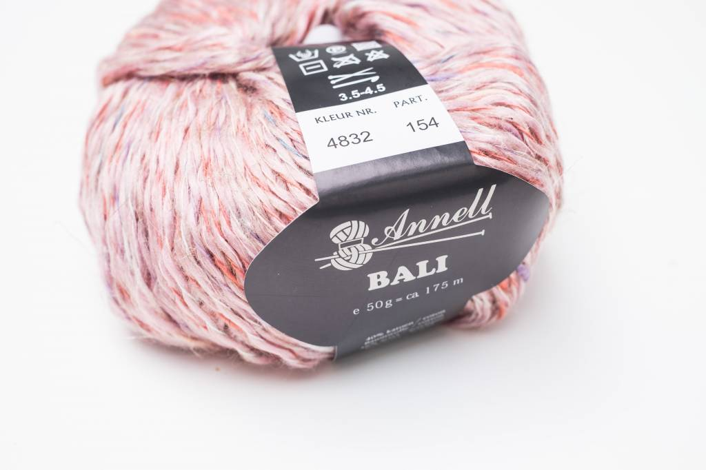 Annell Annell Bali - Oud roze
