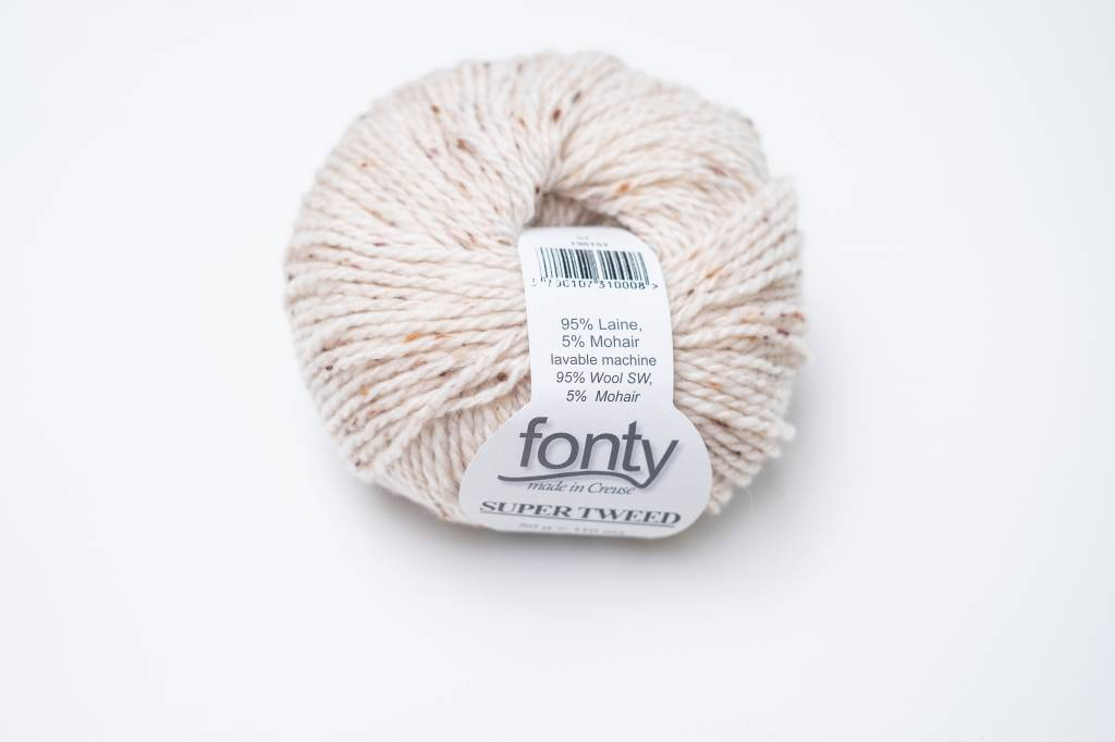 Fonty Fonty Super Tweed - kleur 01