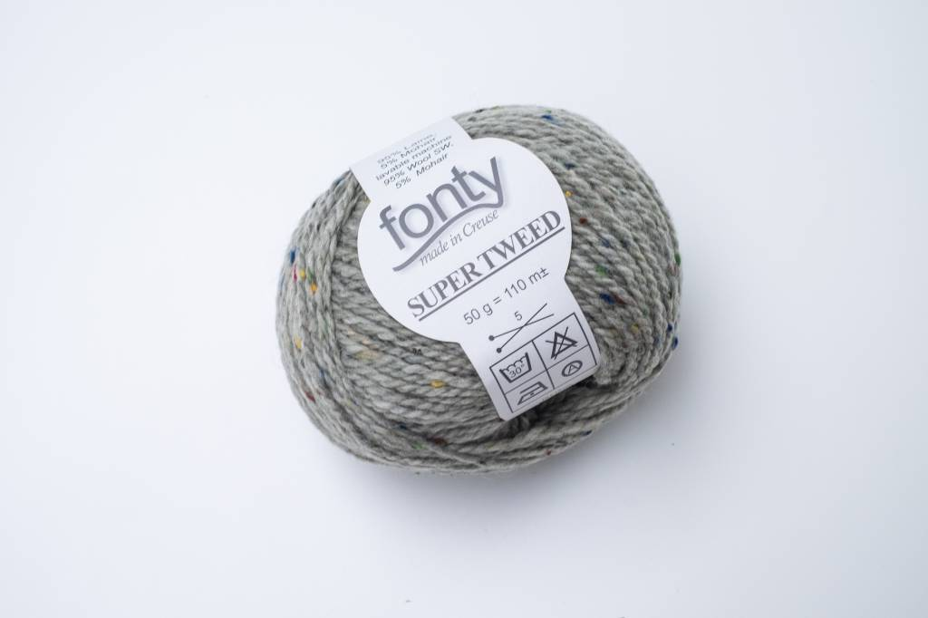 Fonty Fonty Super Tweed - kleur 12