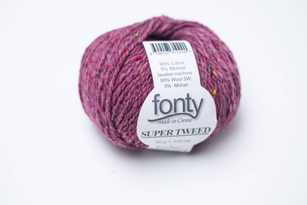 Fonty Fonty Super Tweed - kleur 23