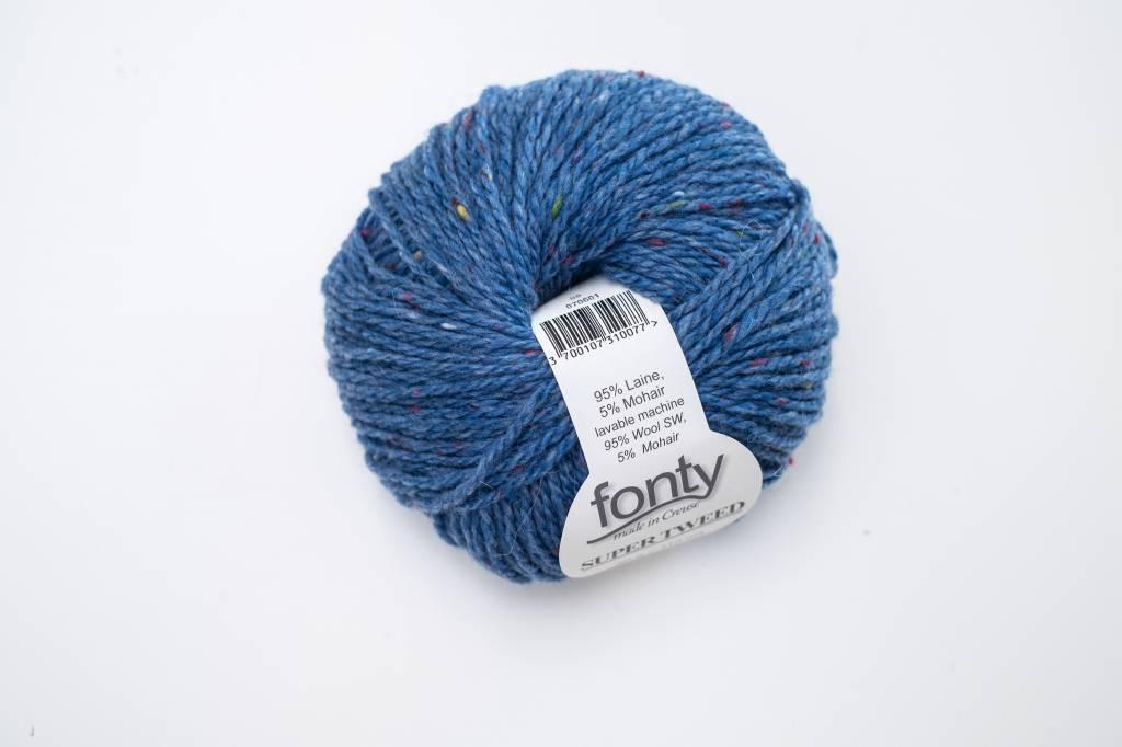 Fonty Fonty Super Tweed - kleur 08