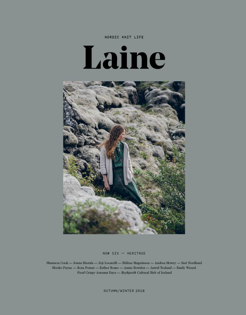 Laine Laine Magazine - issue 6