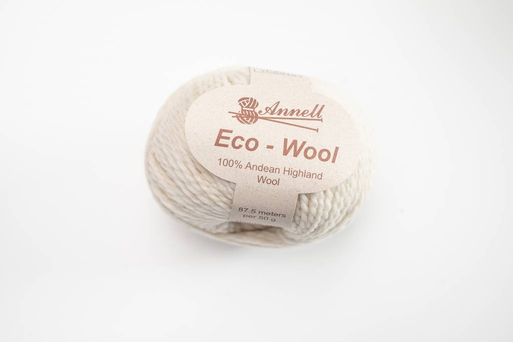 Annell Annell Eco-Wool - Kleur 561