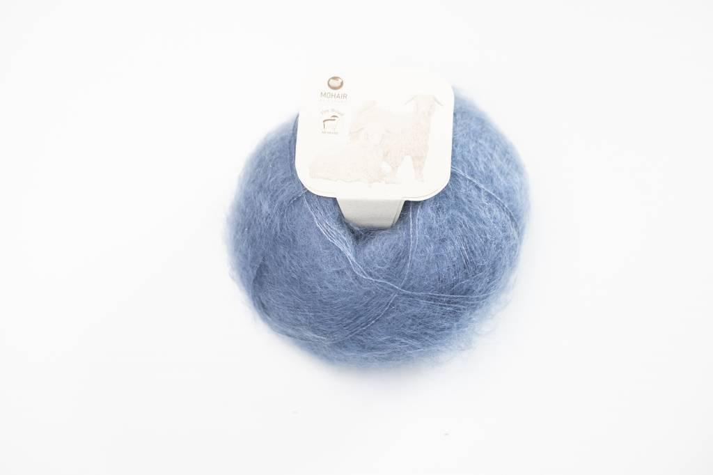 Mohair By Canard Mohair by Canard Silk Mohair - Schaduw blauw