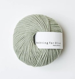 knitting for olive Knitting for Olive Heavy Merino - Dusty Artichoke