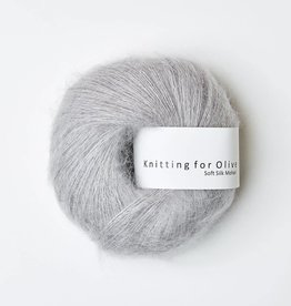 knitting for olive Knitting for Olive Silk Mohair - Zinc