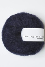 knitting for olive Knitting for Olive Silk Mohair - Midnight Blue