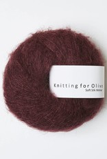 knitting for olive Knitting for Olive Silk Mohair - Bordeaux