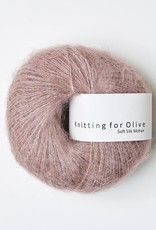 knitting for olive Knitting for Olive - Silk Mohair Dusty Rose