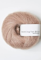 knitting for olive Knitting for Olive Silk Mohair - Rose Clay