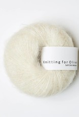 knitting for olive Knitting for Olive Silk Mohair - Off-White