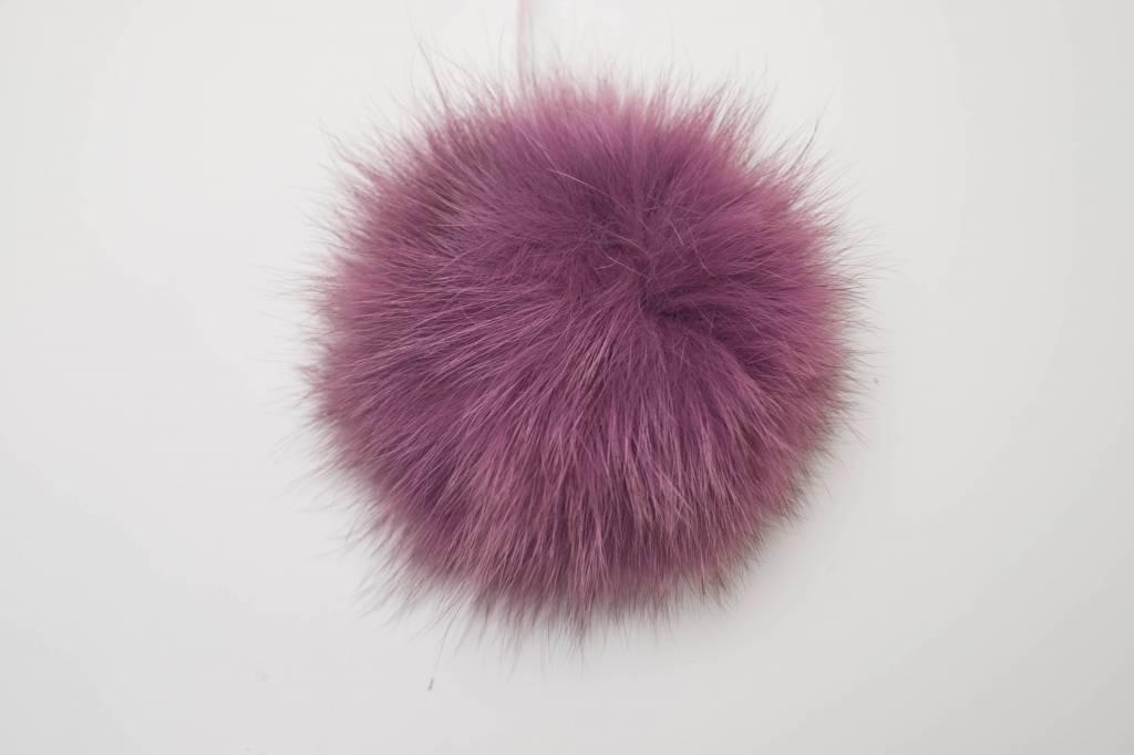 Pompon Groot - Plum