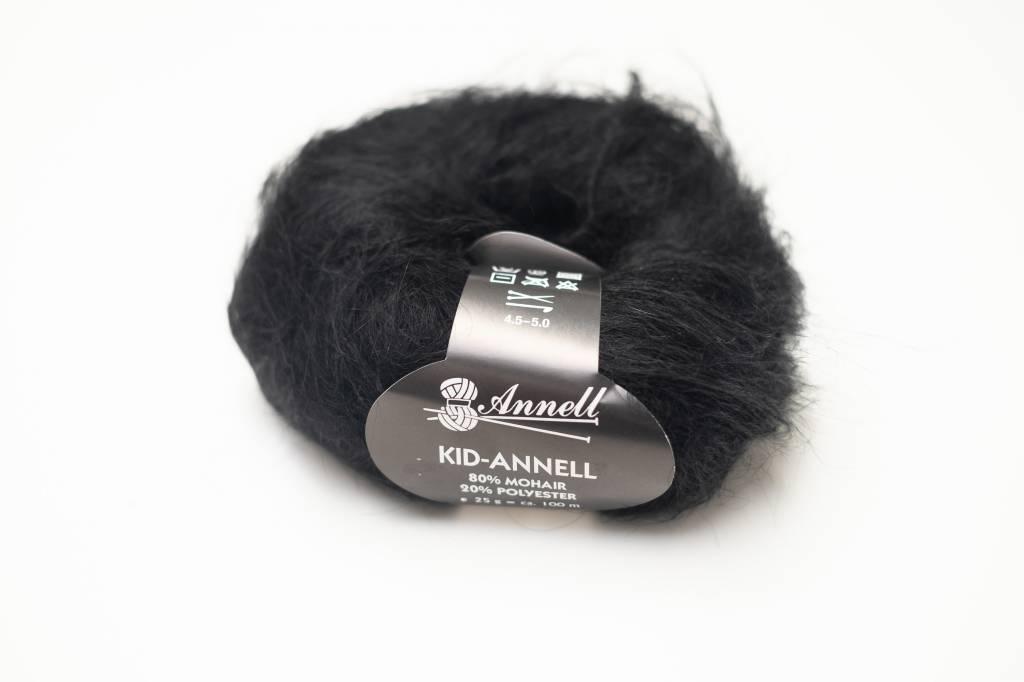 Annell Kid-Annell - Zwart 3159