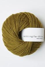 knitting for olive Knitting for Olive Heavy Merino - Ocher Green