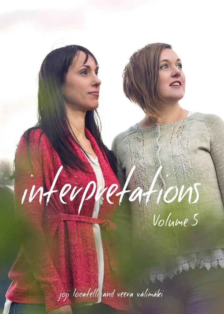 Interpretations: Volume 5 - Joji Locatelli and Veera Välimäki