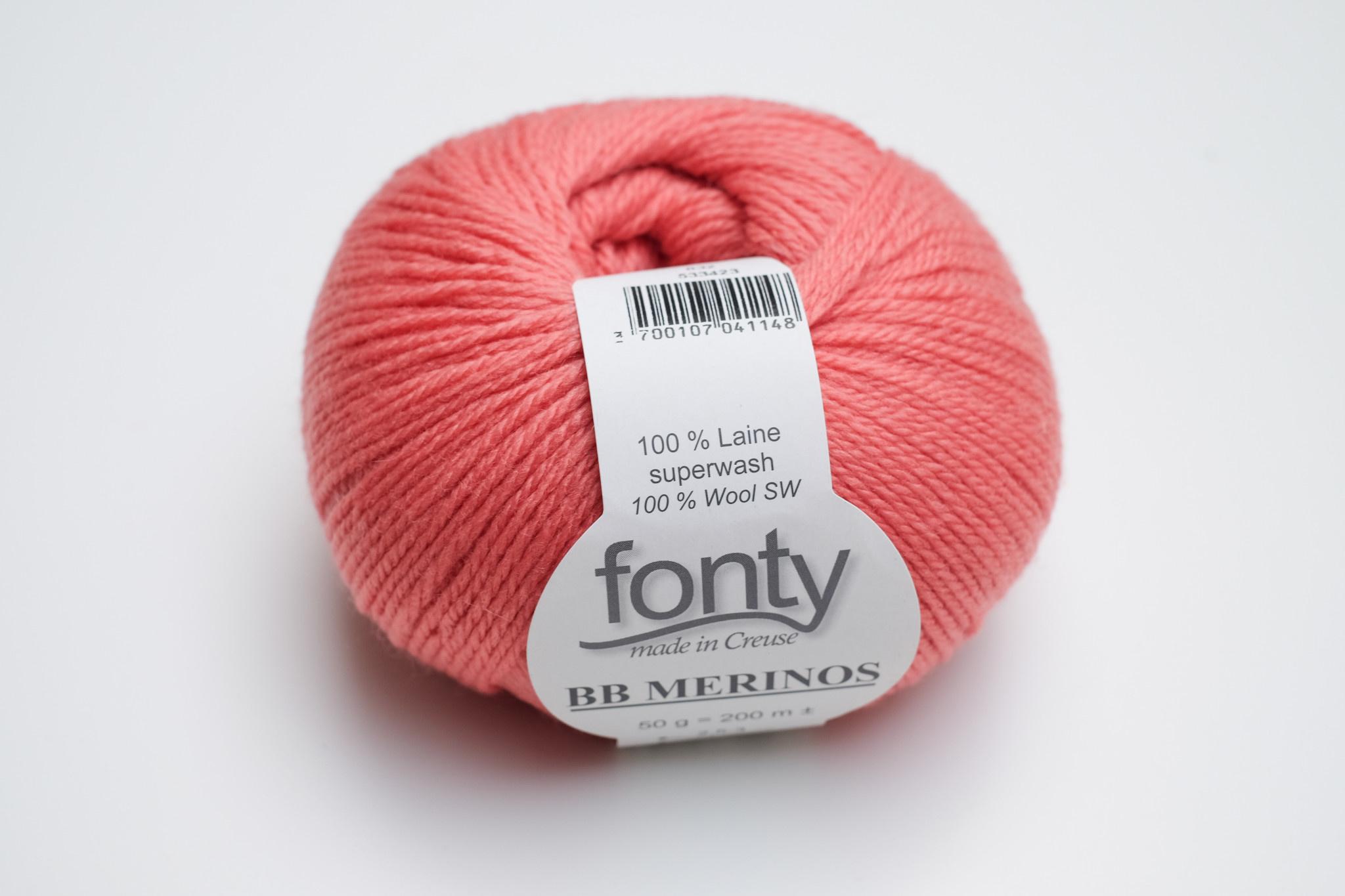 Fonty Fonty BB Merinos - Kleur 832