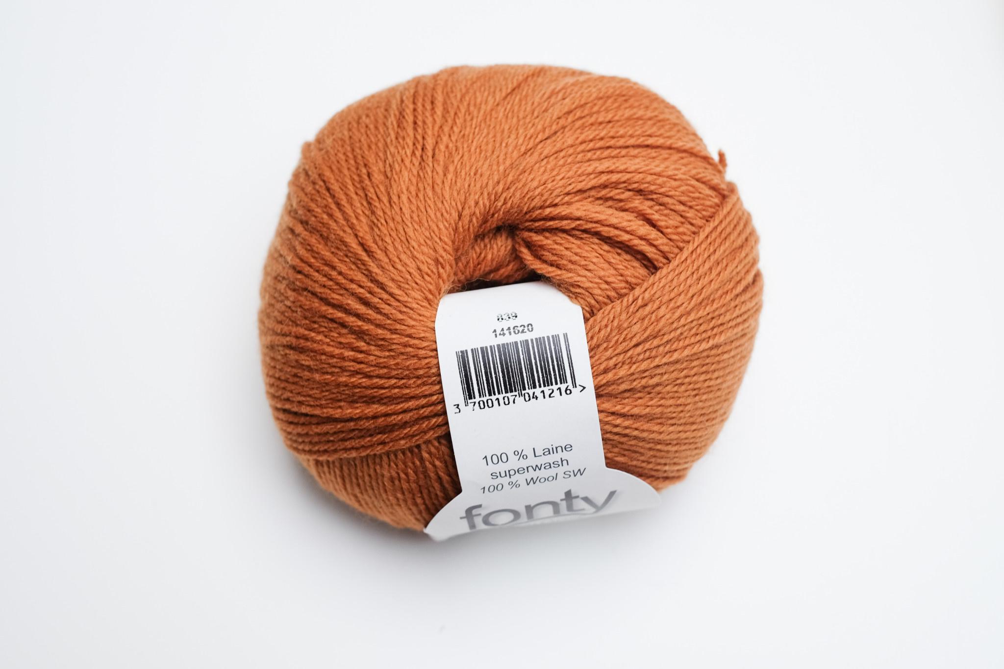 Fonty Fonty BB Merinos - Kleur 839