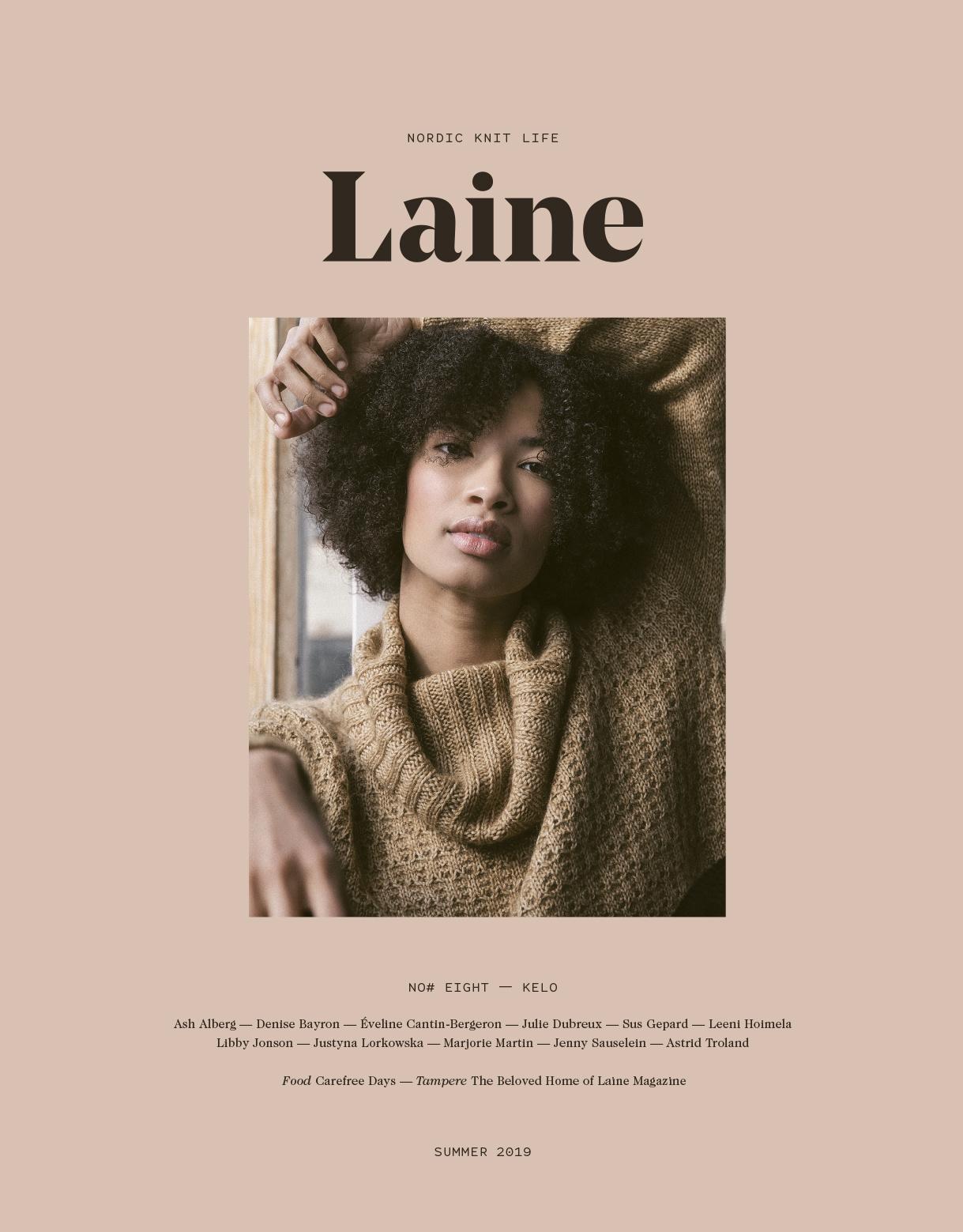 Laine Laine Magazine - issue 8