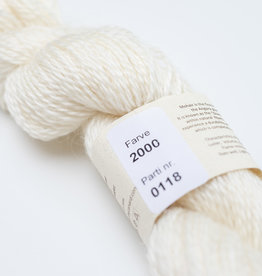 Mohair By Canard Mohair By Canard 2-Ply  - Wit 2000