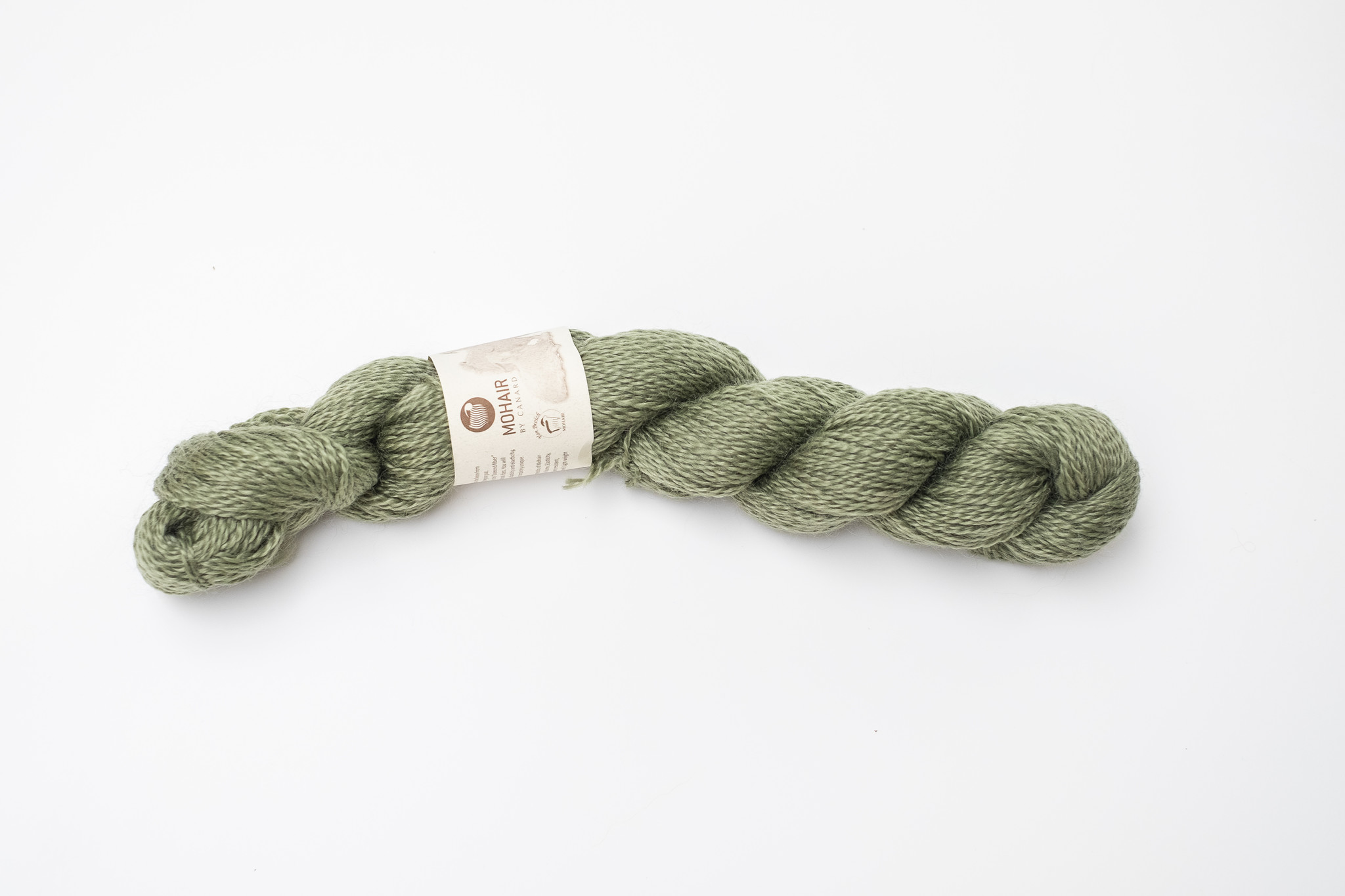 Mohair By Canard Mohair By Canard 2-Ply  - Olijf