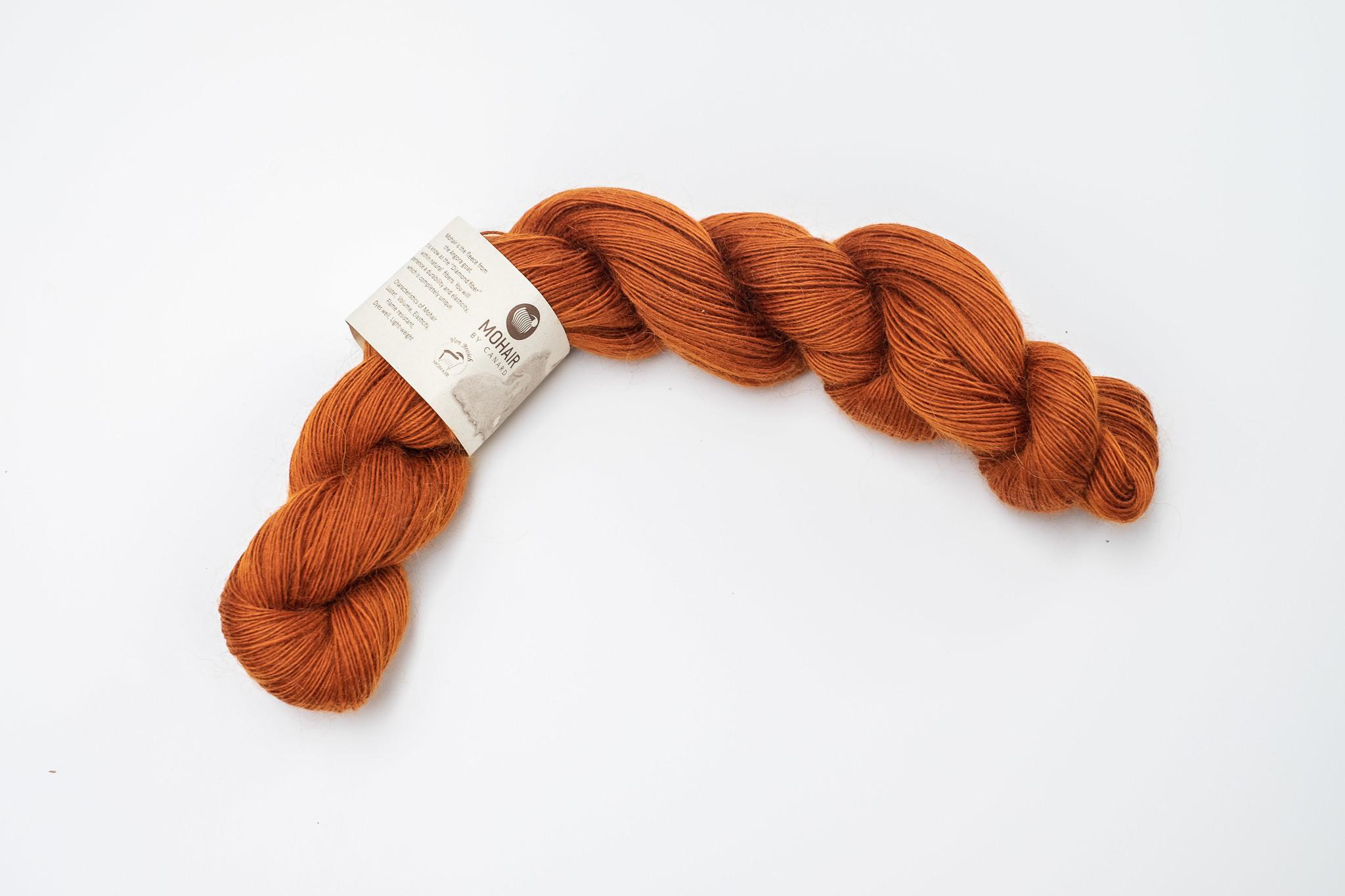 Mohair By Canard Mohair By Canard 1-Ply - Cognac