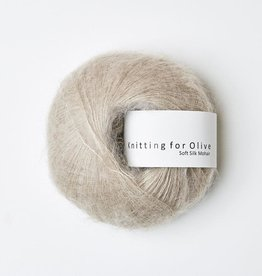 knitting for olive Knitting for Olive Silk Mohair - Oat