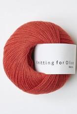 knitting for olive Knitting for Olive Merino - Blood Orange