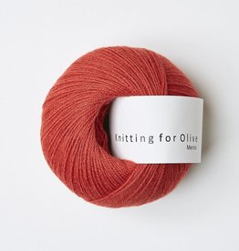 knitting for olive Knitting for Olive Merino - Blood Orange