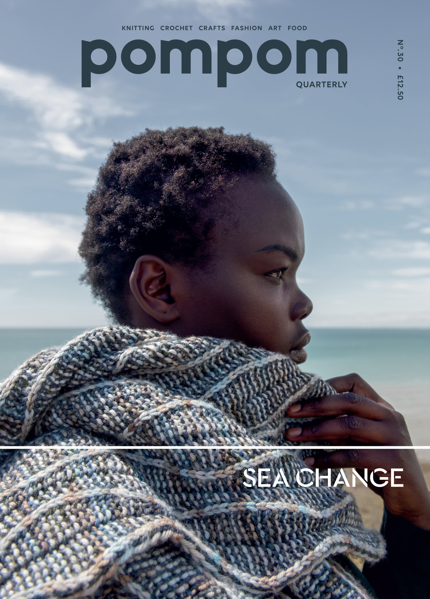 Pompom PomPom Quarterly - - Issue 30 Sea Change