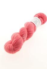 Wol met Verve Wol met Verve Merino Twist Sock - Tie Dye Coral Pink